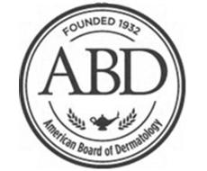 American Board of Dermatology logo