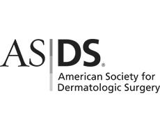 American Society of Dermatologic Surgery logo