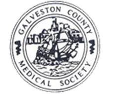 Galveston County Medical Society logo