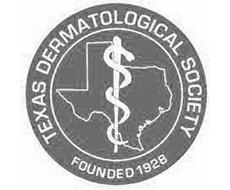 Texas Dermatological Society logo