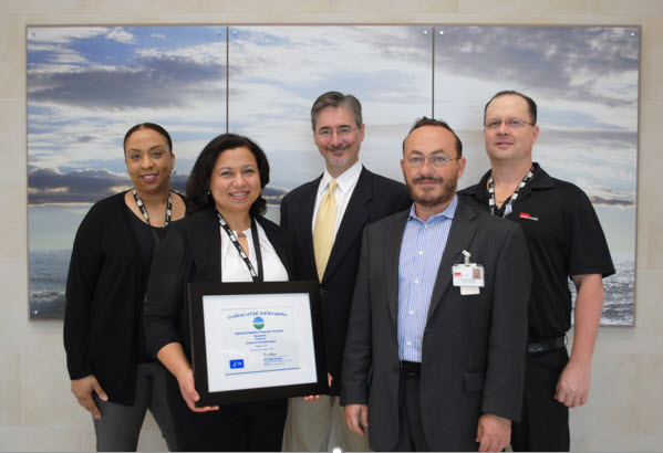 Recognition from CDC for UTMB's T2 program