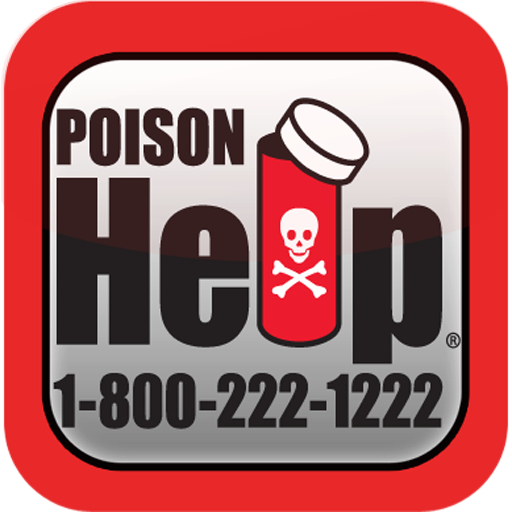 The number for the Poison Center is 1-800-222-1222