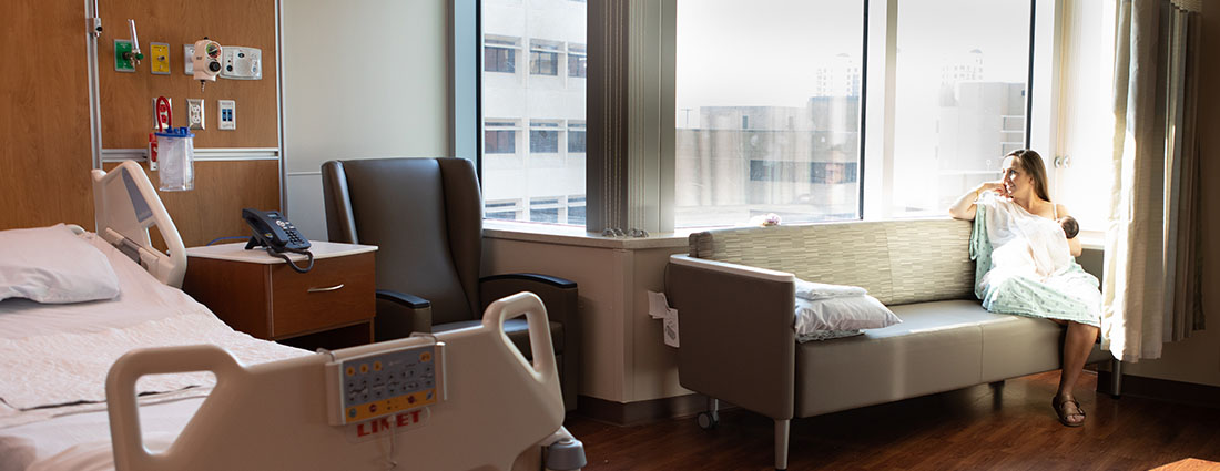 LND Room in John Sealy Hospital