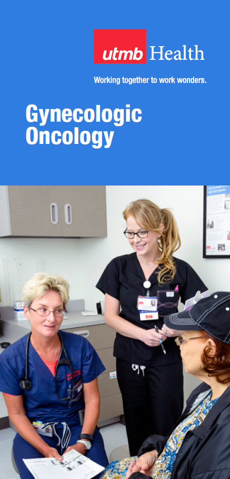 Download the brochure - Gynecologic Oncology