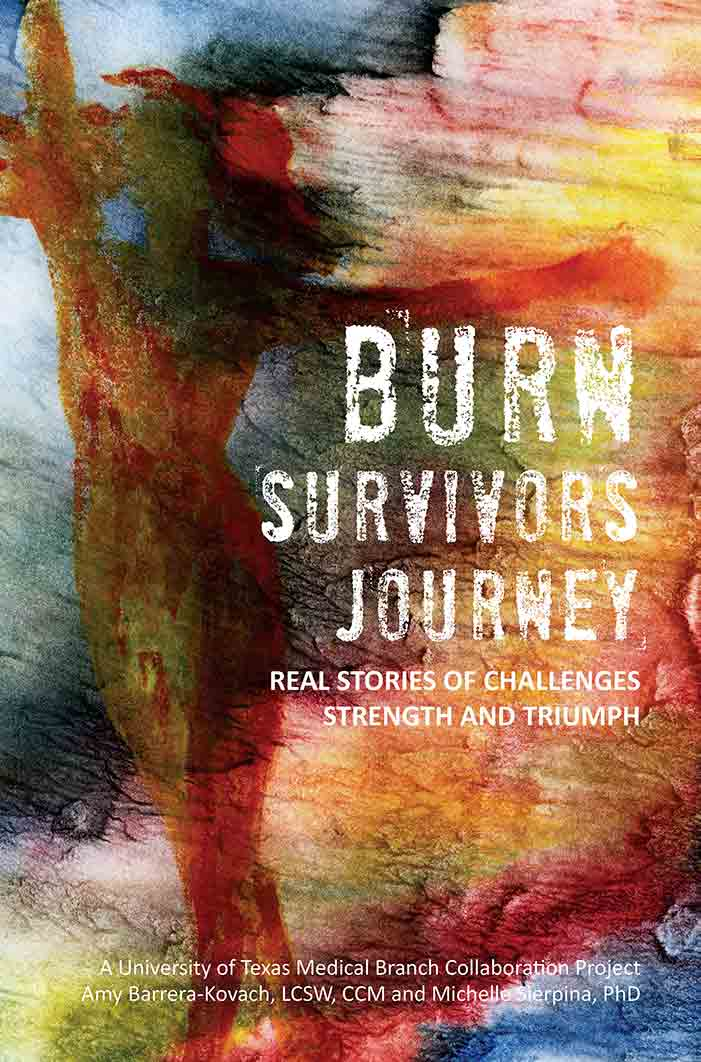The Burn Survivors' Journey Cover