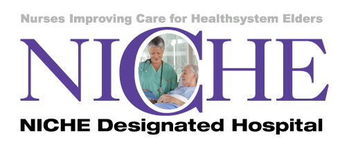 NICHE Designated Hospital logo